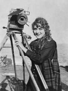 Toronto-born Mary Pickford