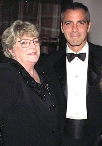 Rosemary and George Clooney