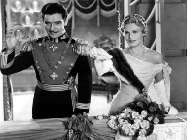 Prisoner of Zenda with Ronald Colman