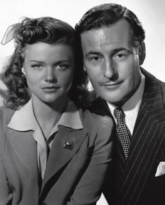 Conway with Simone Simon
